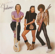 SHALAMAR - Friends (LP) (VG-/VG-)