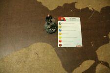 HeroClix Justice League Lex Luthor Misprint on Firestorm Base fresh out of pack