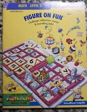 Funthinkers Figure On Fun Math Workbook