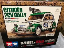 Tamiya 58670 1/10 RC Car M-05Ra Chassis Kit Citroen 2CV Rally w/esc