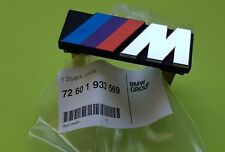 Genuine BMW E30 Front grille M badge logo emblem 72601933569