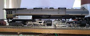 H.O. Rivarossi  U.P. 4-6-6-4 Challenger #3975 Steam Locomotive Made in ITALY!