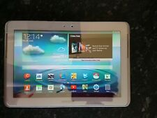 Samsung Galaxy Tab 2 GT-P5110 16GB Wi-Fi 10.1inch NEW BATTERY &  CHARGE PORT WHT