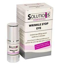 SOLUTIONS Wrinkle Stop Eye (Anti-Falten Creme) - 15 ml (260,00€  / 100 ml)