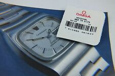 Vintage 1970s Omega Megaquartz 32KHz Watch CRYSTAL 063 TN5179  for 196.0016