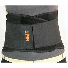NMT Back Brace Concentrated Lumbar Support Belt Core Pain Arthritis Premium 4