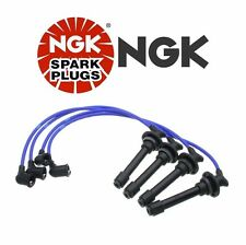 NEW NGK Set Spark Plug Wires fits Nissan Sentra Infiniti G20 200SX 1995-1998