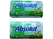 Soap Absolute Nature White tea and olive oil 2 х 90g