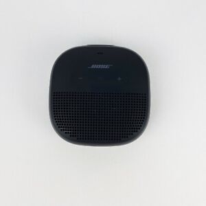 Bose SoundLink Micro Portable Speaker System, Black