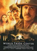 World Trade Center (Double Sided International) Original Movie Poster
