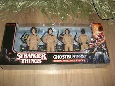McFarlane Toys Stranger Things - Ghostbusters 4-figuren Pack