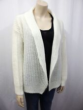 Lange Grobe Damen-Pullover & Strickware aus Wollmischung ohne Verschluss