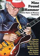 Nine Pound Hammer Guitar Styles Western Kentucky Bluegrass Country Music DVD