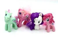 2008-2018 My Little Pony McDonald's Happy Meal Figures Lot Set Of 4 Minty Pinkie