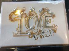 Hallmark Signature 3D Love Card