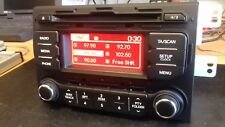 KIA RIO CAR RADIO HYUNDAI MOBIS AM110IHEE (MINT)