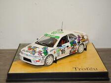 Subaru Impreza Asia Pacific 1996 Nakahara - Trofeu 1:43 in Box *35247