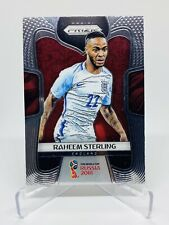 2018 Panini Prizm World Cup Raheem Sterling Base Card #73 England