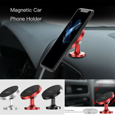 Universal 360 Degree Rotating Magnetic Phone Holder Car Mount Stand Cell Phone