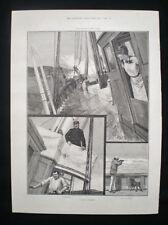 Engraving Nautical Art Prints
