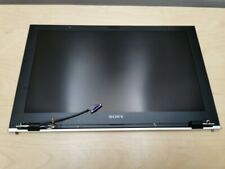"""Sony Vaio VPCZ2 Series VPCZ217GG PCG-41312W Complete Screen Assembly 13.1"""" FHD"""