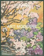 ARTCURIAL - CATALOGUE DE VENTE ART MODERNE JUIN 2009- IMPRESSIONNISTES ART RUSSE