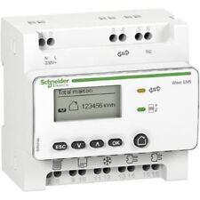 Compteur D'energie Wiser EM5 + 5tc  Schneider Réf EER39000