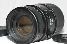 [Excellent++] SIGMA 70-300mm f/4-5.6 DL MACRO Lens Pentax k mount from Japan