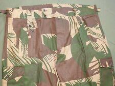 Rhodesia Army Bush War RHODESIAN CAMO FIELD PANTS N/MINT WPG Camouflage Trousers