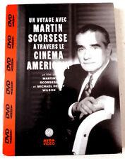 Un voyage à travers le Cinéma Américain - SCORSESE - Edition luxe Arte