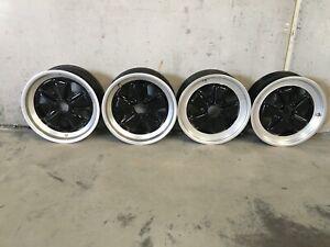 Porsche Genuine Fuchs Forged Wheels