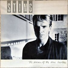 33t Sting - The dream of the blue turtle (LP) - 1985