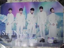 SHINee Winter Wonderland Taiwan Promo Poster