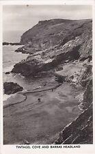 The Cove & Barras Headland, TINTAGEL, Cornwall RP