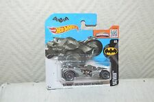 VOITURE HOT WHEELS BATMAN 2016 ARHHAM KNIGHT BATMOBILE CAR NEUF  n° 4/5