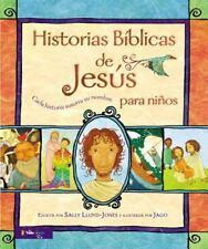 NEW Historias Biblicas de Jesus Para Ninos: Cada Historia Susurra Su Nombre by Z