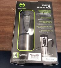 SmartGear 12V Digital Heated Travel Mug - New