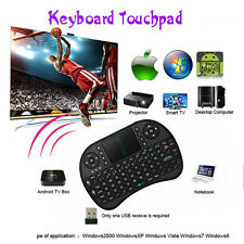 OK Wireless Keyboard 2.4G with Touchpad Handheld Keyboard for PC Android TV DI