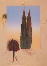 """Bruno Bruni, """"Merides"""", 1982, nummeriert, handsigniert"""