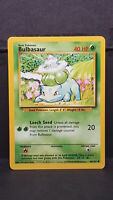 Bulbasaur 44 Base Set Common Pokemon Card Near Mint