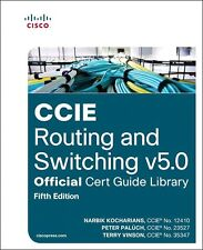 CISCO CCIE Routing and Switching v5.0 Official Cert Guide Library