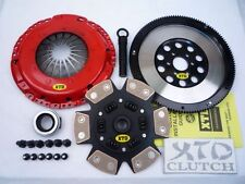 "XTD PADDLE CLUTCH & 4.5KG FLYWHEEL KIT GOLF JETTA 1.8T 5 speed ""FREE SHIP"""