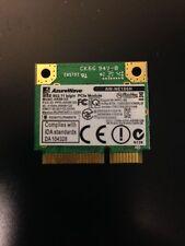 AzureWave AW-NE186H AR5B125 Half Height Mini PCIe Wlan Wifi Wireless Card