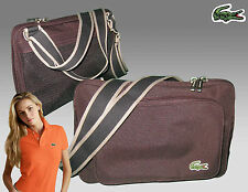 LACOSTE Across the body Shoulder Bag Casual 2.6 Plum