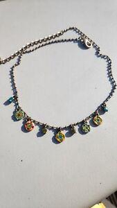 Ladies Pilgrim Necklace