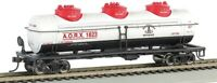 HO Scale - 40' 3-Dome Tank Car, Allegheny Refining - BAC-17103
