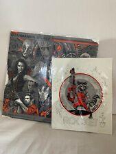 NEW MONDO Guardians Of The Galaxy Purple Infinity Stone Vinyl LP OST Tyler Stout