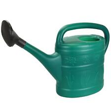 More details for 10l outdoor small watering can long narrow spout sprinkler kettle bucket plants
