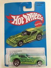 BRAND NEW Hotwheels Target Exclusive Retro Series '77 PLYMOUTH ARROW