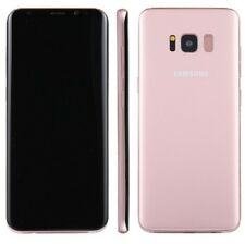 TELEPHONE SMARTPHONE SAMSUNG GALAXY S8 PLUS Rose bronze NEUF /// FACTICE \
